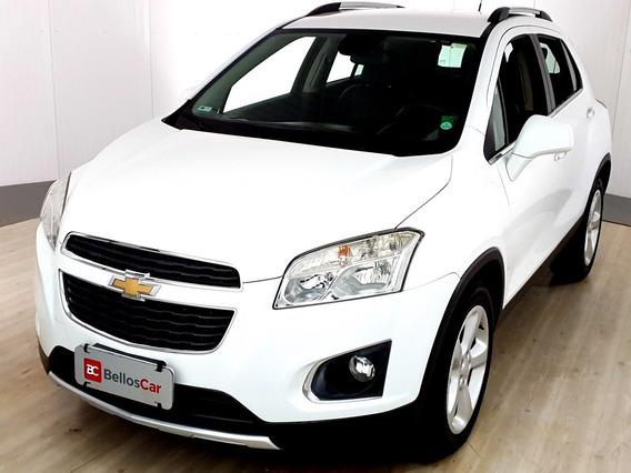 Chevrolet Tracker 1.8 Mpfi Ltz 4x2 16v Flex 4p Automátic...