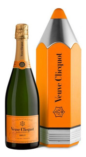 Veuve Clicquot Vueve Clicquot Limited Edition Pencil 750 Ml