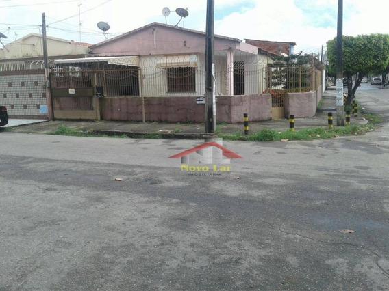 Casa Residencial À Venda, Montese, Fortaleza. - Ca0175