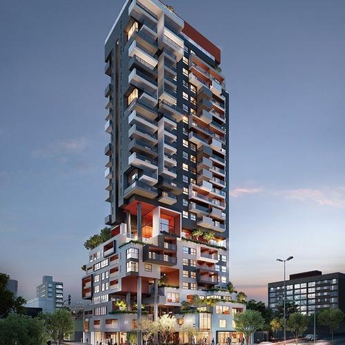 Apartamento Residencial Para Venda, Pinheiros, São Paulo - Ap6434. - Ap6434-inc