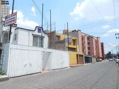 (crm-5206-1094) Como Terreno, Casa Regalada, Los Reyes Coyoacan