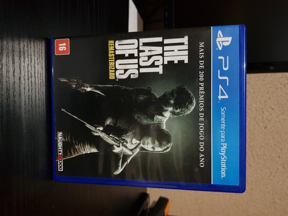 The Last Of Us Remastered - Jogo Ps4