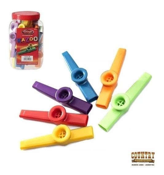 Kazoo Plastico Stagg
