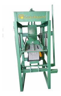 Máquinas De Fabricar Bloco De Concreto