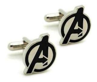 Mancornas Camisa Metalicas The Avengers Vengadores Acero