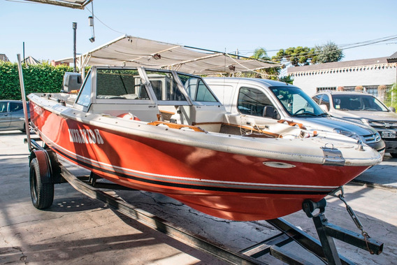 Regnicoli Fishing Suzuki 55 2tiempos C/trailer Griff Cars
