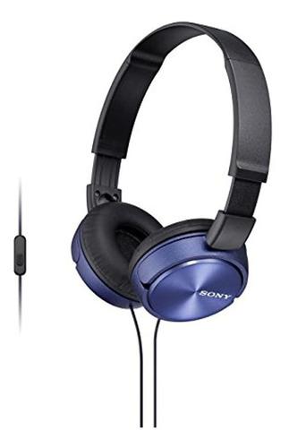 Sony Dynamic Tipo Cerrado Mdr-zx310-l