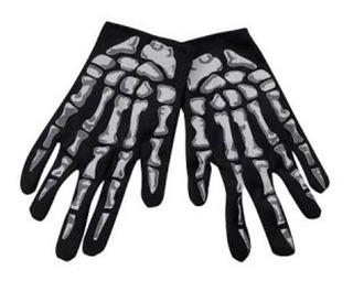 Guantes Esqueleto - Halloween