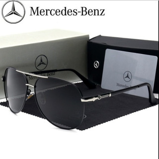 Óculos De Sol Mercedes Benz Original Uv400 Made In Itália...