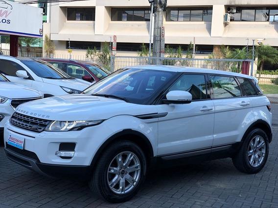 Land Rover Evoque Pure 2.0 4wd 2013 Unica Dona Nova