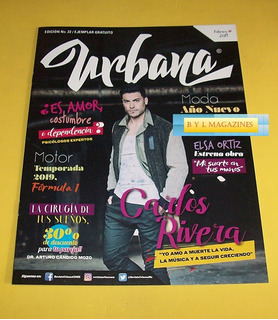 Carlos Rivera Lucero Revista Urbana 2019