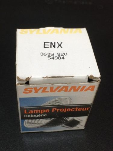 Bombillo Halogeno Para Retroproyector 82v 360w  Enx