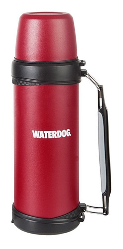 Termo Waterdog De Acero Inoxidable 1000 Ml