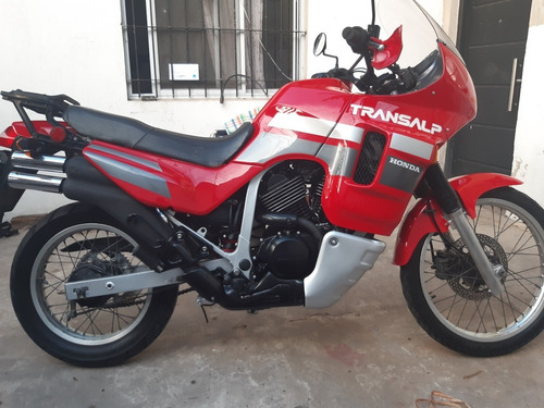 Honda  Transalp 600 Acepto Permuta