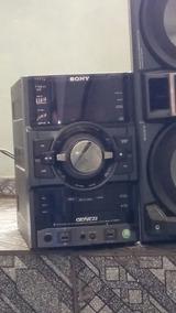 Som Sony Com Entrada Para 3 Cd Com Usb