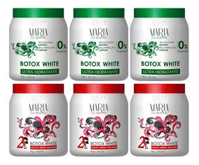 Maria Escandalosa Kit 3 Botox White E 3 Botox White Orgânico