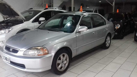 Honda Civic 1.6 Ex At 1996