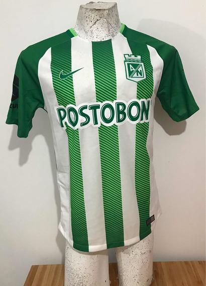 Atlético Nacional- Camiseta Titular 2018/2019- Stadium- Nike