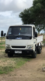Isuzu Pick Up Jmc Modelo Jx 1032 2011