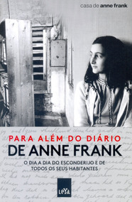 Para Além Do Diário De Anne Frank Livro Frete 10
