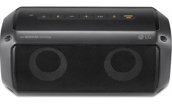 Caixa Bluetooth Lg Speaker Pk3 Prova D