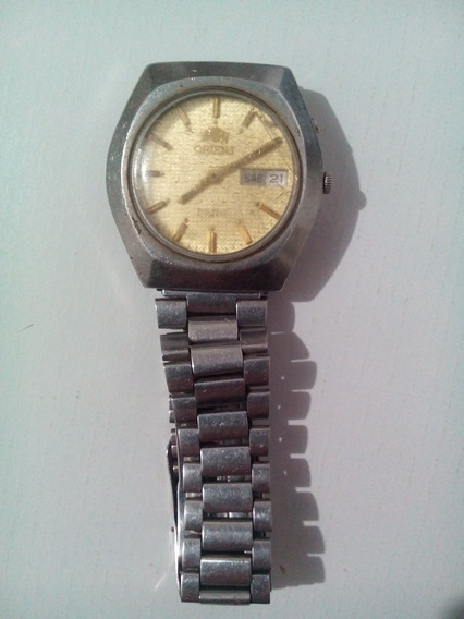 Relógio Orient 21 Jewels Automatic 3 Estrelas