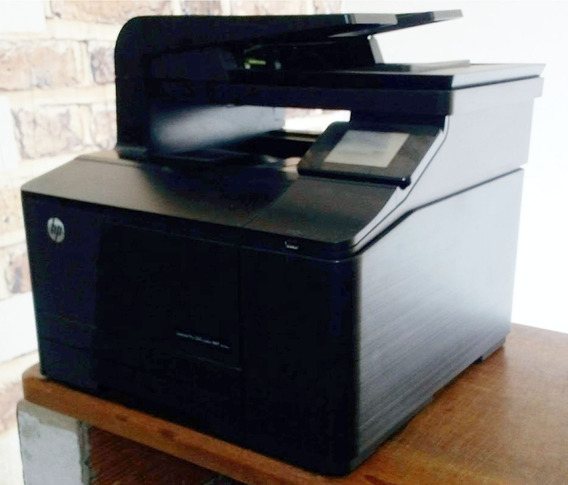 Multifuncional Hp Laserjet Color Pro 200 M276nw