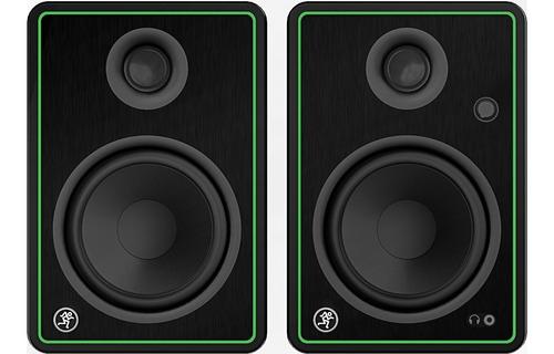 Monitores De Estudio Mackie Cr5x Bt Bluetooth Par Palermo