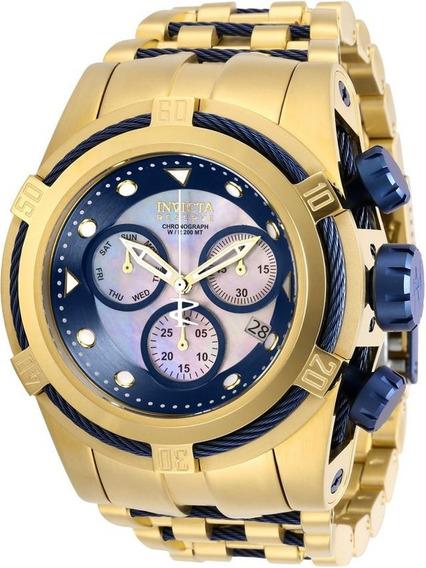 Relógio Invicta Bolt Zeus 12742 Original Garantia 2 Anos