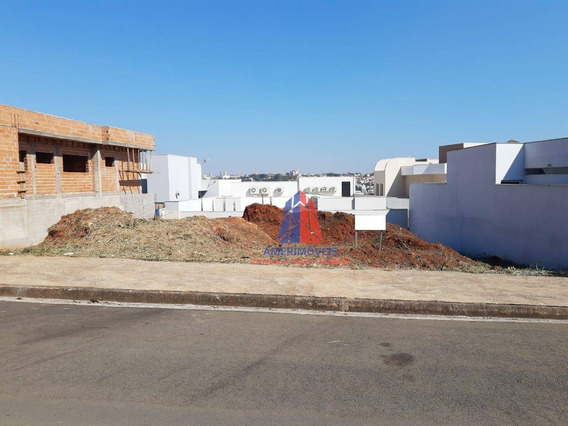 Terreno À Venda, 525 M² Por R$ 446.000 - Loteamento Residencial Jardim Dos Ipês Amarelos - Americana/sp - Te0313