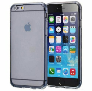 Case Transparente Fumê Tpu iPhone 6/6s