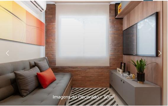 800 Mts Do Metro Bresser| Mooca1 Dormitório- Apartamento