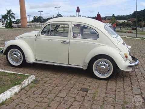 Volkswagen Fusca 1500