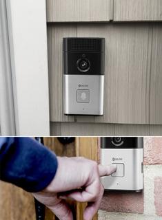 Interfon Inteligente Wifi Digoo Sb-xyz Video Portero Hd