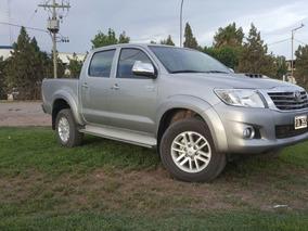Toyota Hilux 3.0 Cd Srv I 171cv 4x2 - B3 2015