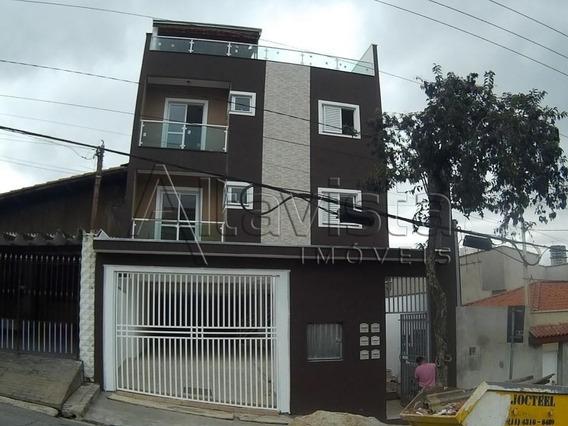 Cobertura Sem Condomínio, 108m², 2 Dorms, 1 Suite, 1 Vaga, Santa Maria, Santo André. - Co0475