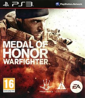 Medal Of Honor Warfighter Ps3 Digital Ingles Gcp