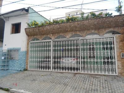Sobrado Com 6 Dormitórios Para Alugar, 380 M² Por R$ 10.000/mês - Tatuapé - São Paulo/sp - So14498