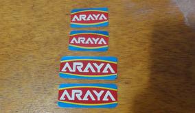 Adesivo Araya Extra Light Aro Roda Caloi Cross Cruiser