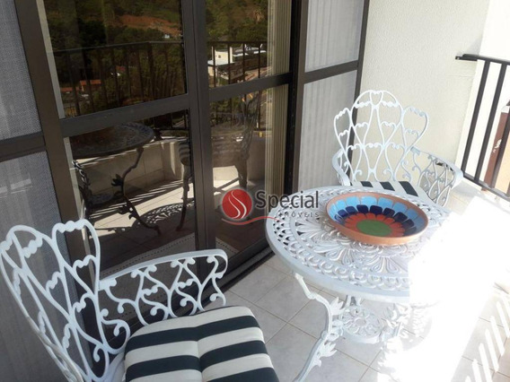 Ótimo Apartamento Em Serra Negra - Ap11550