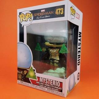 Funko Pop Spiderman Far From Home 473 Mysterio Magic4ever