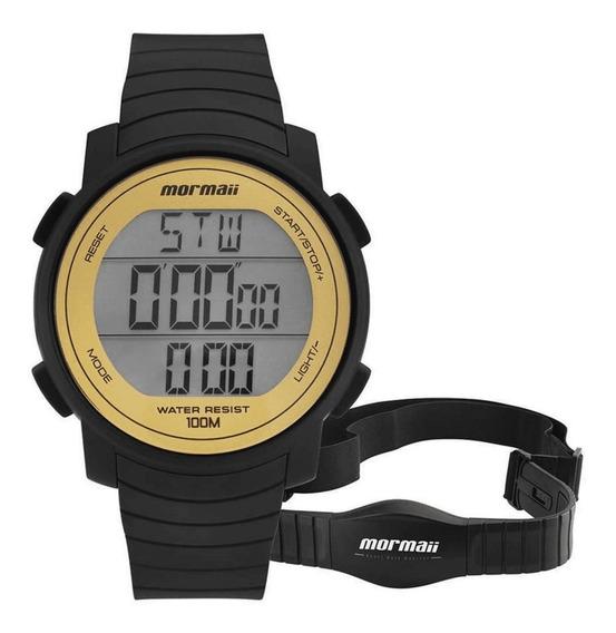 Relógio Monitor Cardíaco Mormaii Tech Mo11560aa/8d