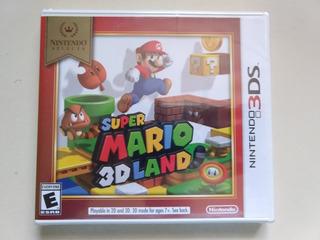 Super Mario 3d Land 3ds Sellado