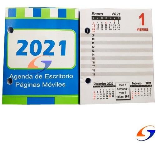 Taco De Almanaque Calendario Diario Pack X2 Serviciopapelero