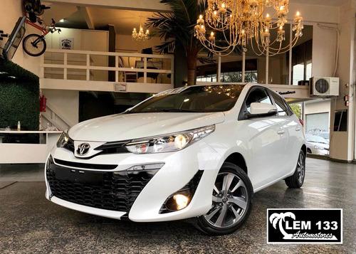 Toyota Yaris Xls Pack Cvt 5ptas 2021 Full-full , Anticipo $