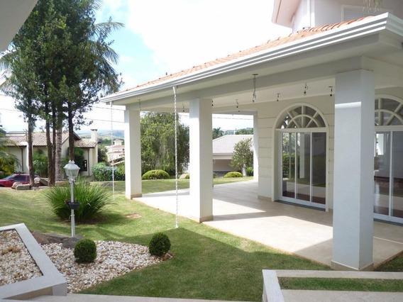 Sobrado Residencial Para Venda E Locação, Condominio Residencial Colinas De Santander - Gramado, Campinas - Ca2928