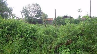 Terreno No Jardim Califórnia, Em Itanhaém, Litoral Sul