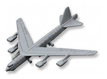 B-52 Stratofortress Maisto Tailwinds Avião Militar