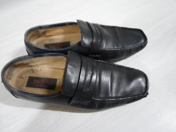 Zapatos Italianos Hombre Azul