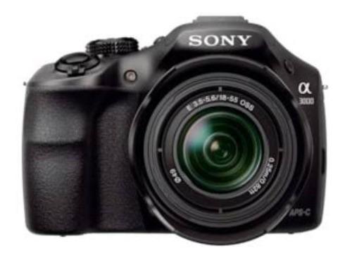 Câmera Mirrorless Usada Mais Adaptador De Lentes Canon